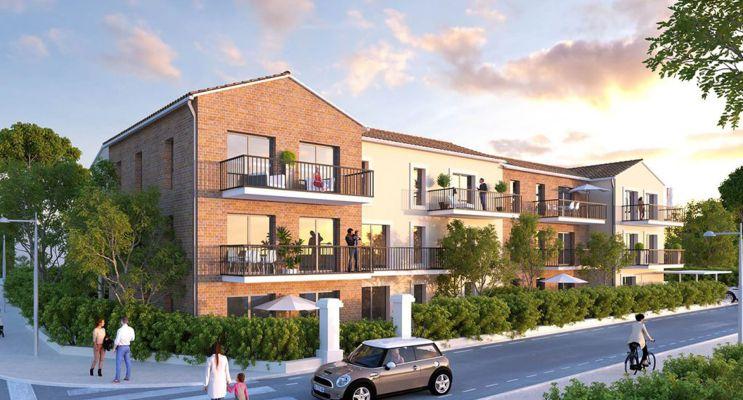 Photo du Résidence « Résidence Clarté » programme immobilier neuf en Loi Pinel à Eaunes