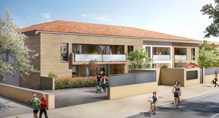 Photo n°1 du Résidence « Castille » programme immobilier neuf en Loi Pinel à Escalquens