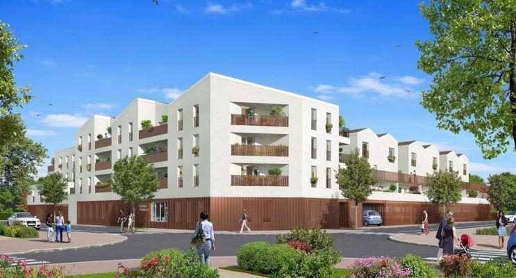 Photo du Résidence « Esprit Matisse » programme immobilier neuf en Loi Pinel à Fenouillet