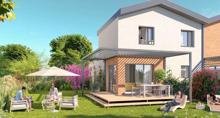 Fenouillet : programme immobilier neuf « Les Jardins Occitans »