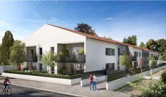 Photo du Résidence « Aquarelle » programme immobilier neuf en Loi Pinel à Fonbeauzard