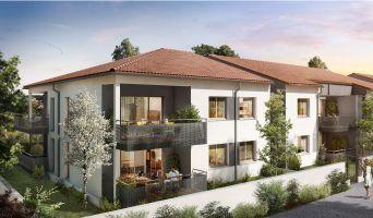 Photo n°2 du Résidence « Aquarelle » programme immobilier neuf en Loi Pinel à Fonbeauzard
