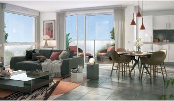 Photo n°3 du Résidence « Aquarelle » programme immobilier neuf en Loi Pinel à Fonbeauzard