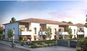 Photo du Résidence « Les Jardins Mimosa » programme immobilier neuf en Loi Pinel à Fonbeauzard