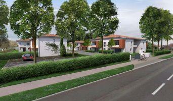 Photo du Résidence « Le Domaine des Albizias » programme immobilier neuf à Fonsorbes