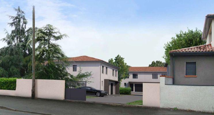 Photo du Résidence « Le Domaine Des Cèdres » programme immobilier neuf en Loi Pinel à Fonsorbes
