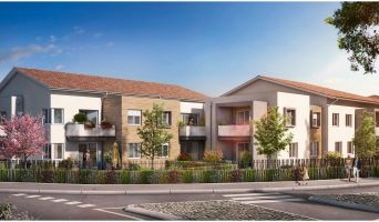 Photo du Résidence « Cours du Lac » programme immobilier neuf à Frouzins