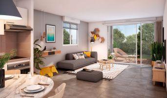 Résidence « Cours Du Lac » programme immobilier neuf en Loi Pinel à Frouzins n°3