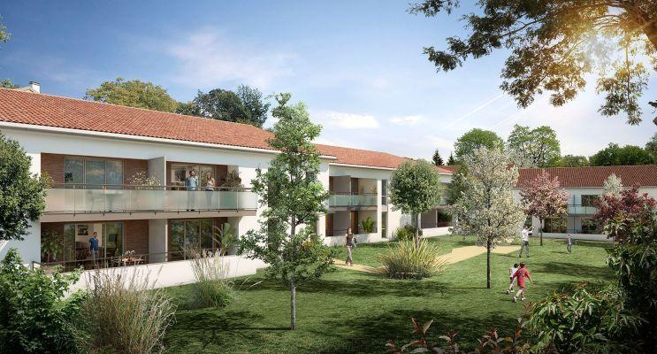 Frouzins : programme immobilier neuf « Oxalis » en Loi Pinel