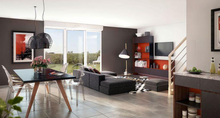 Photo du Résidence « Villa Lumière » programme immobilier neuf en Loi Pinel à Gratentour