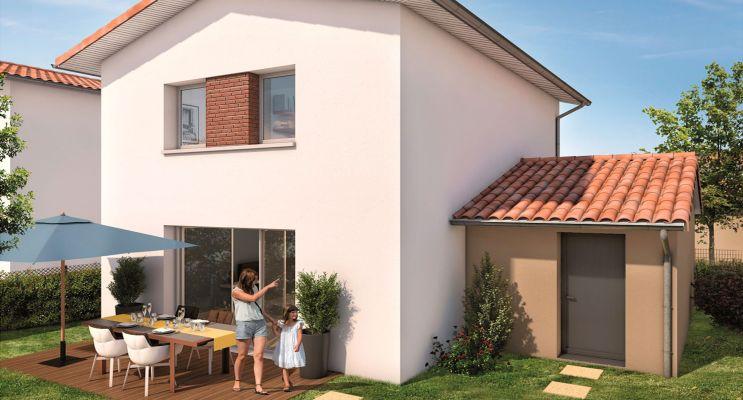 Résidence « Villa Lumière » programme immobilier neuf en Loi Pinel à Gratentour n°2