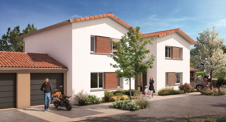 Résidence « Villa Lumière » programme immobilier neuf en Loi Pinel à Gratentour n°3