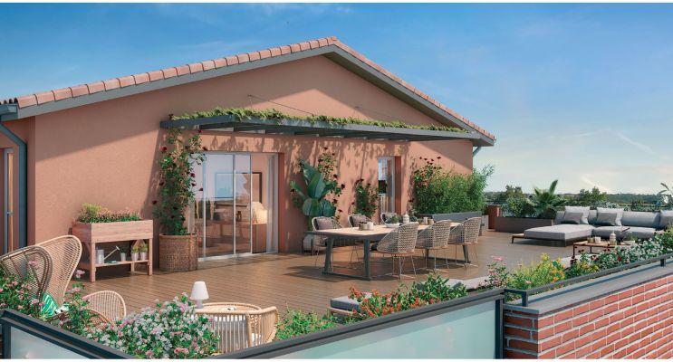 Labarthe-sur-Lèze : programme immobilier neuf « Cours Pelissier » en Loi Pinel