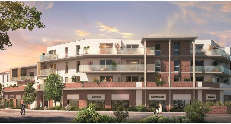 Photo du Résidence « Le Madison » programme immobilier neuf en Loi Pinel à Labarthe-sur-Lèze