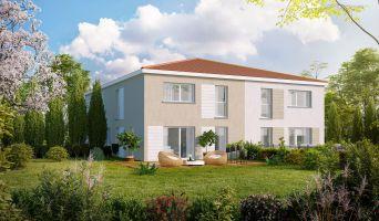Photo du Résidence « Les Carrés Horizon » programme immobilier neuf à Labastidette
