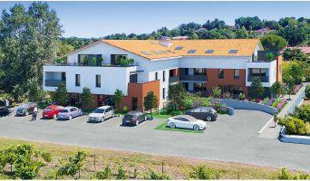 Résidence « Un Air De Cocagne » programme immobilier neuf en Loi Pinel à Labège