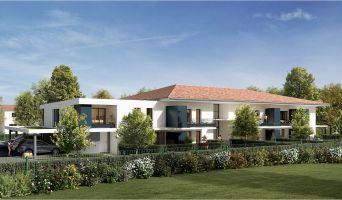 Photo du Résidence « Jardin d'Acanthe » programme immobilier neuf en Loi Pinel à Launaguet