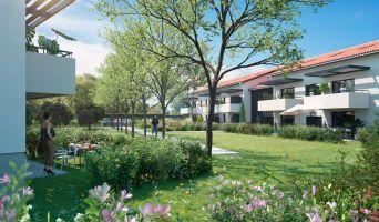 Photo du Résidence « Les Toits d'Arena » programme immobilier neuf en Loi Pinel à Launaguet
