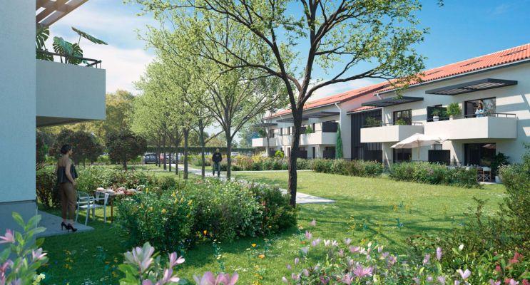 Résidence « Les Toits D'Arena » programme immobilier neuf en Loi Pinel à Launaguet n°1