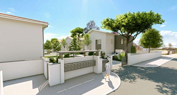 Résidence « Le Domaine Des Pins » programme immobilier neuf en Loi Pinel à Léguevin