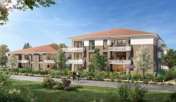 Lespinasse : programme immobilier neuf « Canal Rive Gauche » en Loi Pinel
