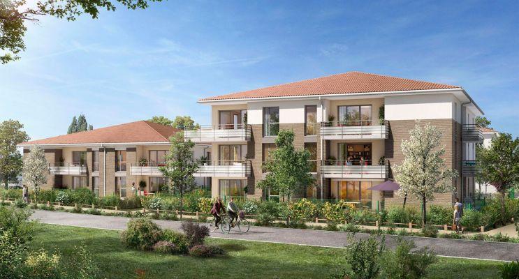 Photo du Résidence « Canal Rive Gauche » programme immobilier neuf en Loi Pinel à Lespinasse