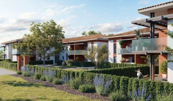 Photo du Résidence « Jardin d'Autrefois » programme immobilier neuf en Loi Pinel à Lespinasse