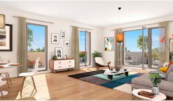 L'Union : programme immobilier neuf « Inside 2 » en Loi Pinel