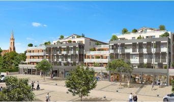 L'Union : programme immobilier neuf « Inside 3 » en Loi Pinel