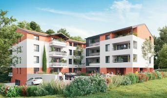 L'Union : programme immobilier neuf « Le Central » en Loi Pinel