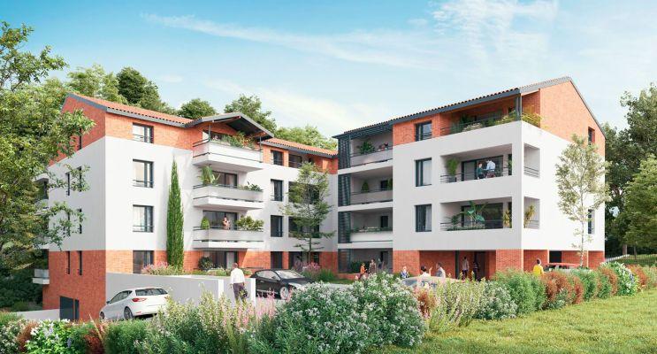Photo du Résidence « Le Central » programme immobilier neuf en Loi Pinel à L'Union