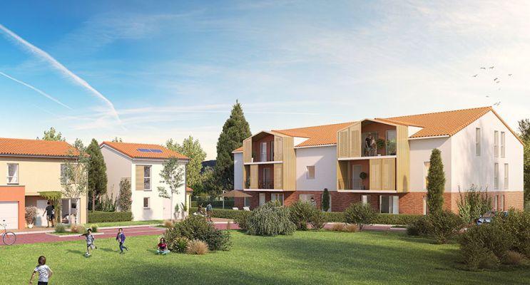Résidence Les Jardins des Deux Chênes à Mondonville