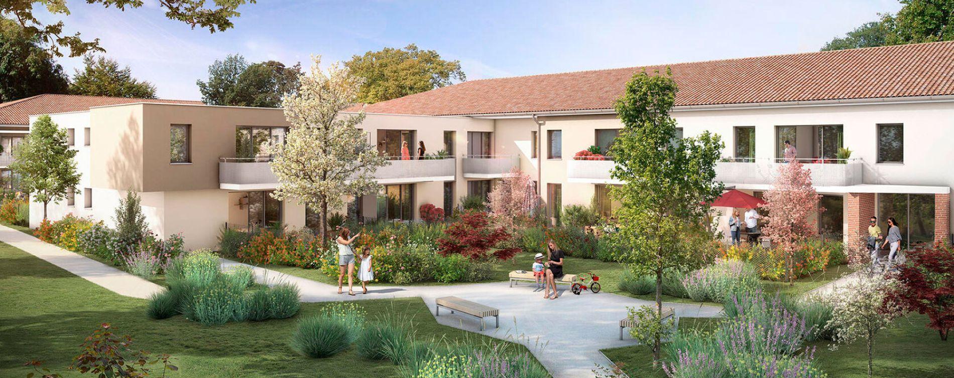 Mondonville : programme immobilier neuve « Programme immobilier n°218335 »