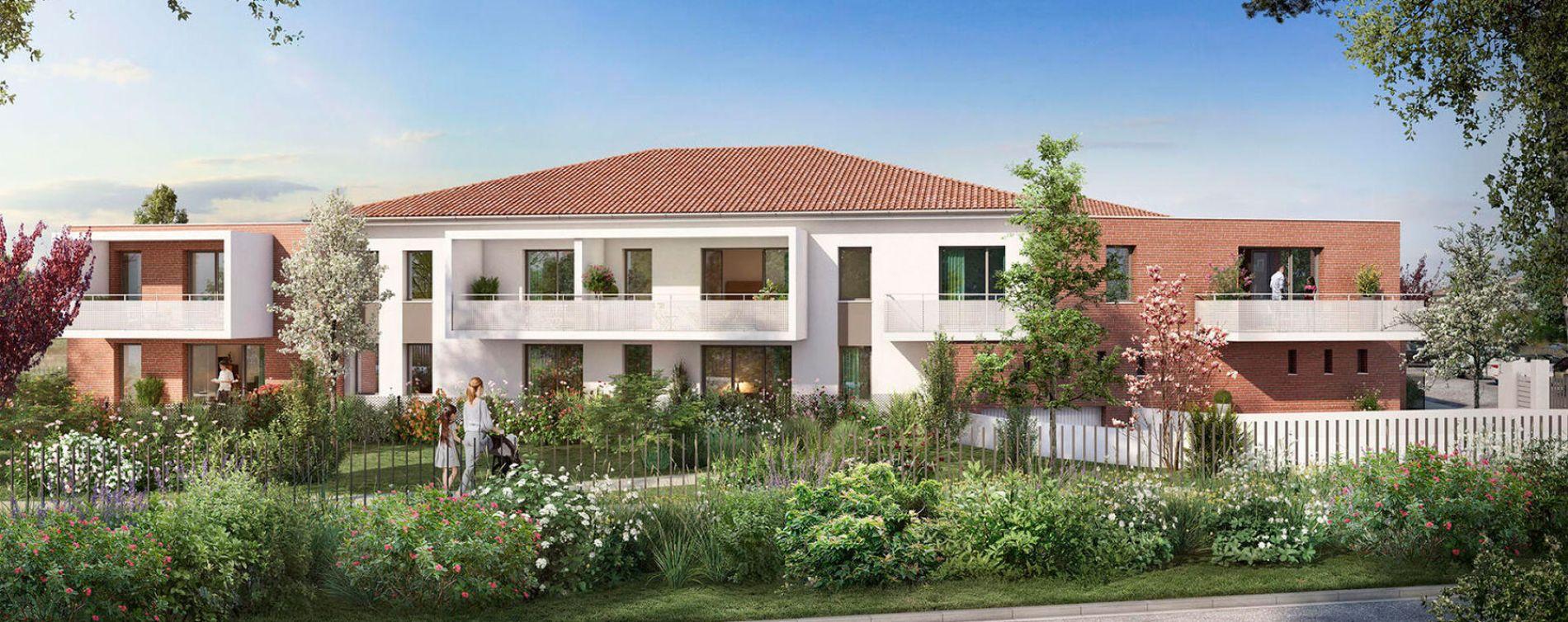 Mondonville : programme immobilier neuve « Programme immobilier n°218335 » (2)