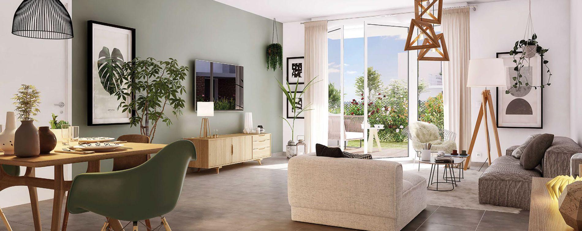 Mondonville : programme immobilier neuve « Programme immobilier n°218335 » (3)