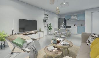 Mondonville programme immobilier neuve « Patio Lina » en Loi Pinel  (3)