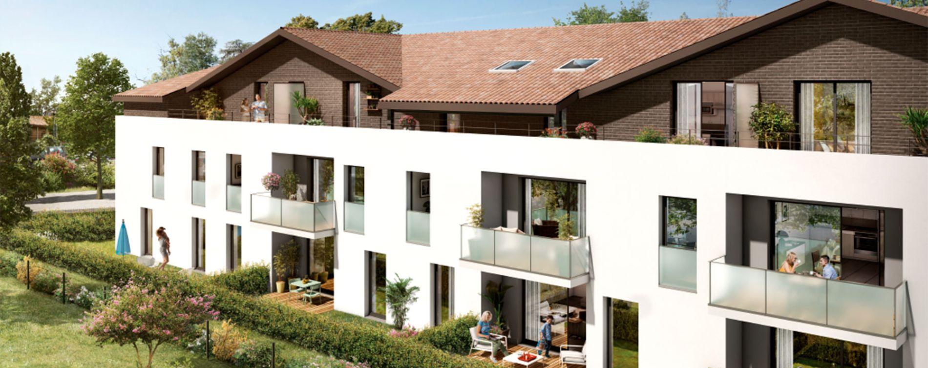 Mondonville : programme immobilier neuve « Via Notte » (2)