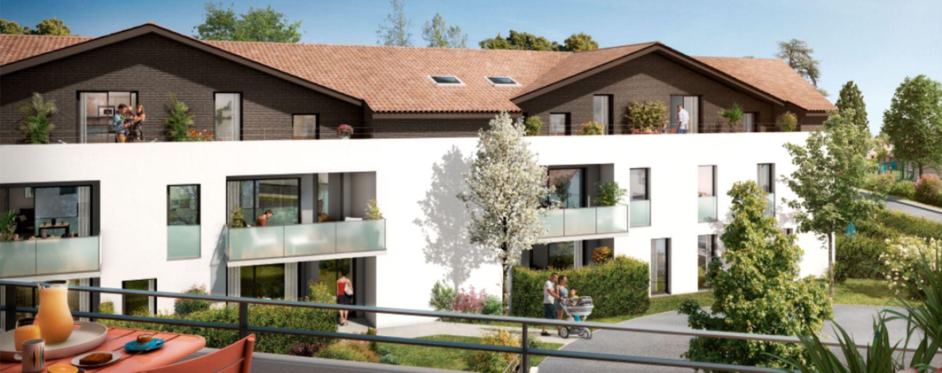 Mondonville : programme immobilier neuve « Via Notte » (3)