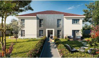 Photo du Résidence « Les Carrés D'Autan » programme immobilier neuf à Mondouzil