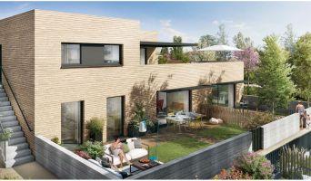 Montrabé : programme immobilier neuf « Art'Boréa » en Loi Pinel