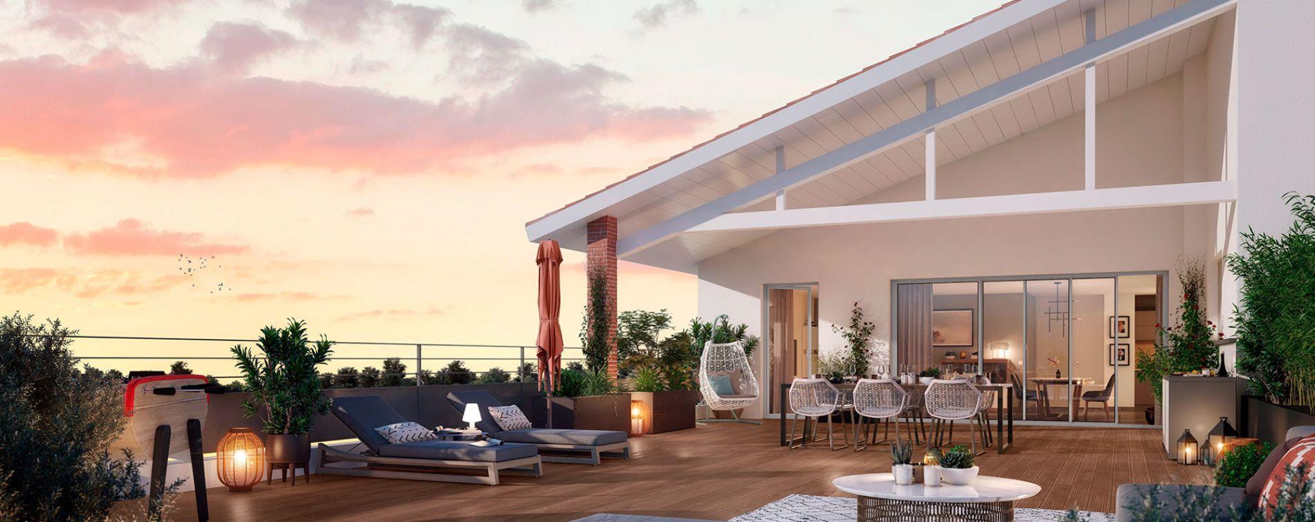 Montrabé : programme immobilier neuve « Domaine Marignac » en Loi Pinel