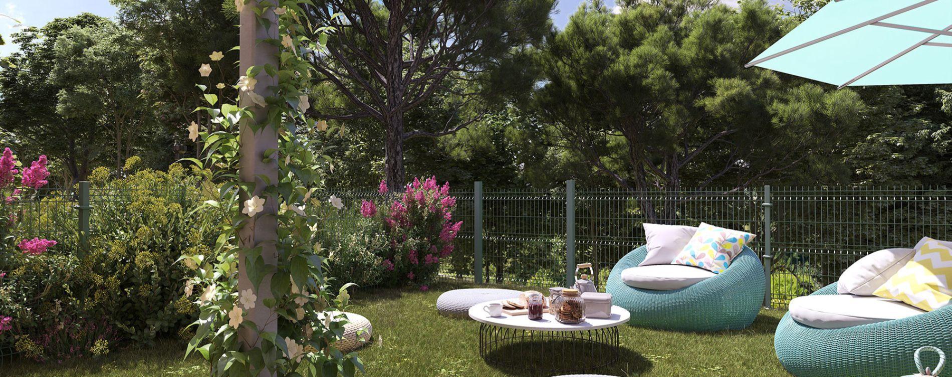 Montrabé : programme immobilier neuve « Domaine Val Rose » en Loi Pinel