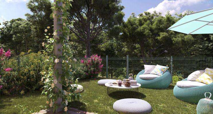 Photo du Résidence « Domaine Val Rose » programme immobilier neuf en Loi Pinel à Montrabé