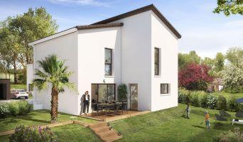 Montrabé : programme immobilier neuf « Villas Pastel »