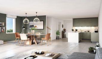 Résidence « Villas Pastel » programme immobilier neuf en Loi Pinel à Montrabé n°2