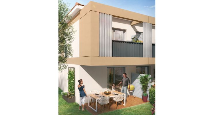 Résidence « Arc En Ciel » programme immobilier neuf en Loi Pinel à Muret n°2