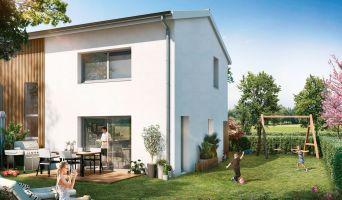 Résidence « Les Jardins Clémenceau » programme immobilier neuf en Loi Pinel à Muret