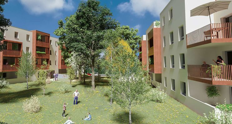 Muret : programme immobilier neuf « Res'Pyr » en Loi Pinel