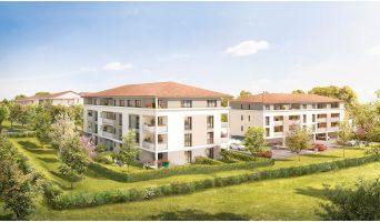 Péchabou programme immobilier neuve « Terra Verde » en Loi Pinel  (2)