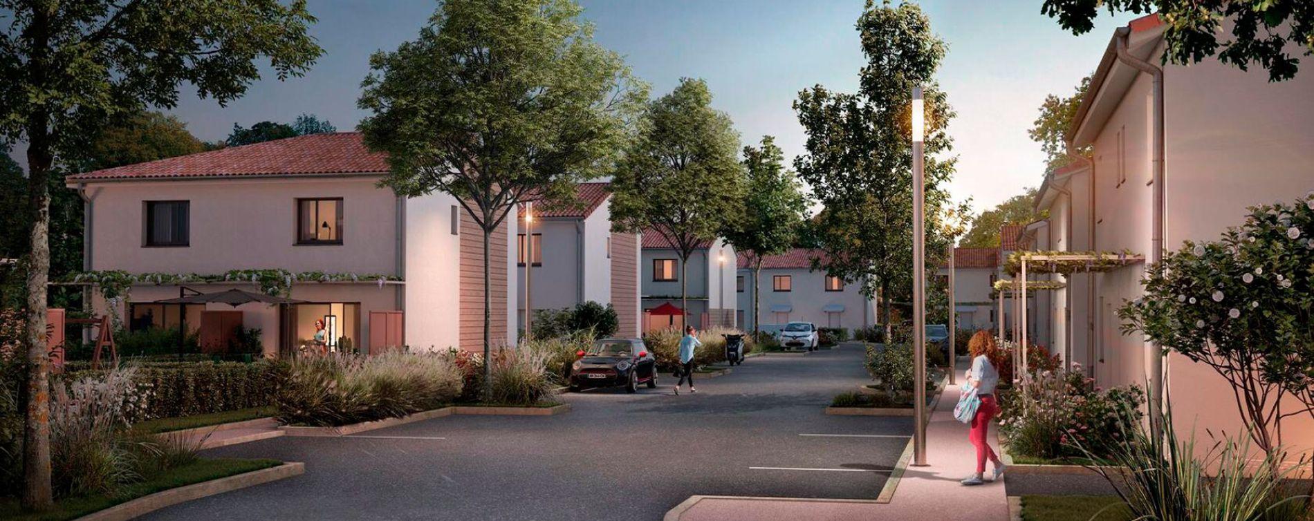 Pibrac : programme immobilier neuve « Programme immobilier n°218124 » en Loi Pinel (3)